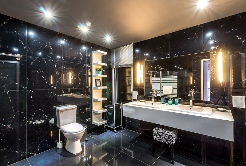 Luxury Washroom