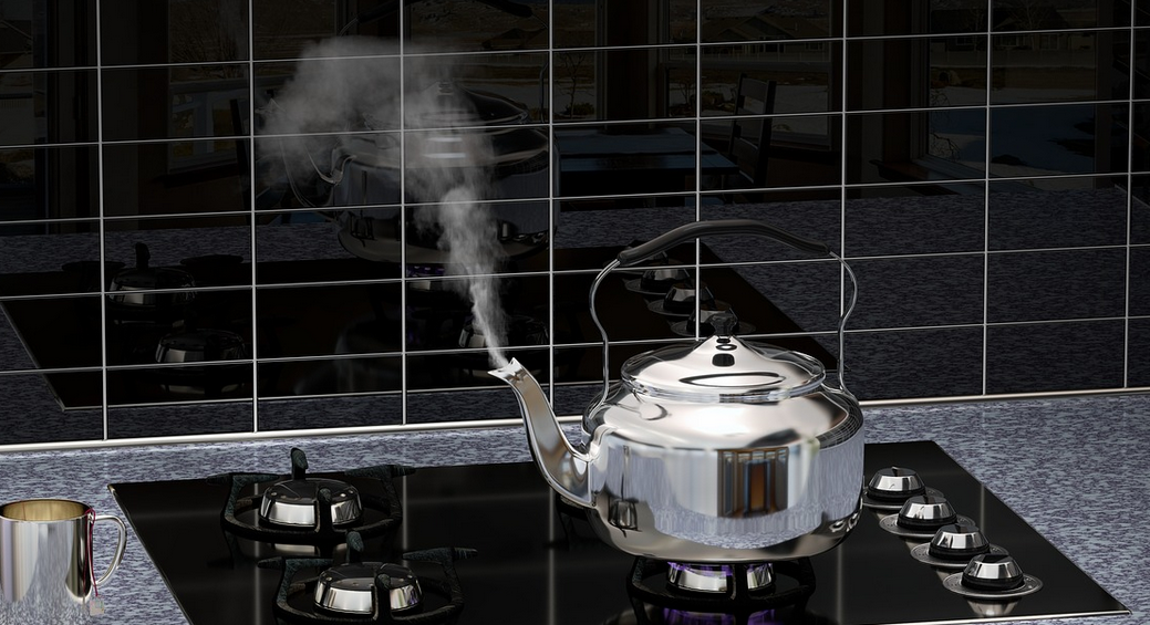 Clean Your Tea Kettle