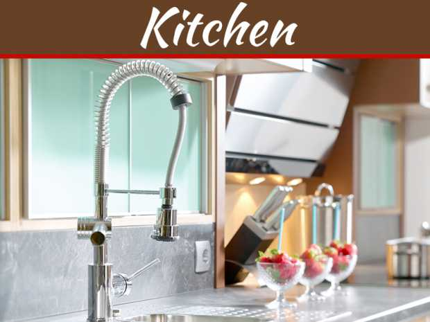 Find The Best Kitchen Faucet For Your Home