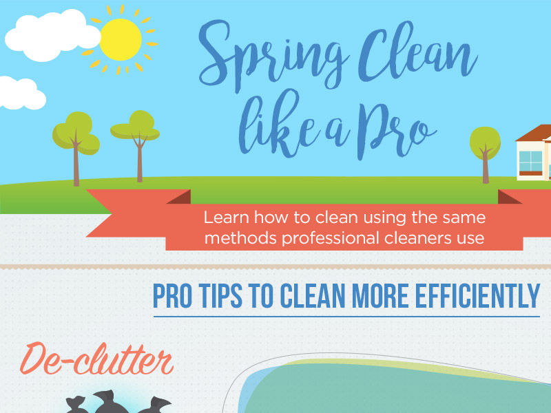 Learn the Art of Spring Cleaning