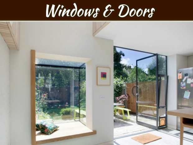 New And Bigger Windows Are In For New Homes