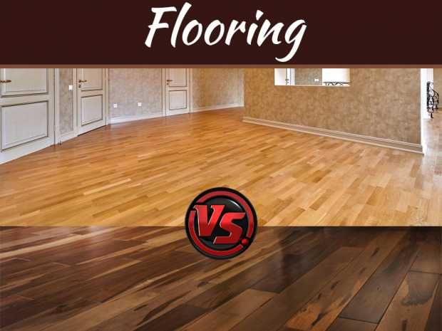 What Are The Differences? Hardwood Flooring Vs. Laminate Flooring