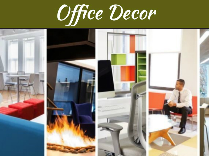 Interior design ideas walls desks lighting for small for Trendy office design
