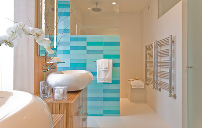 Analogous Bathroom Colour Combos