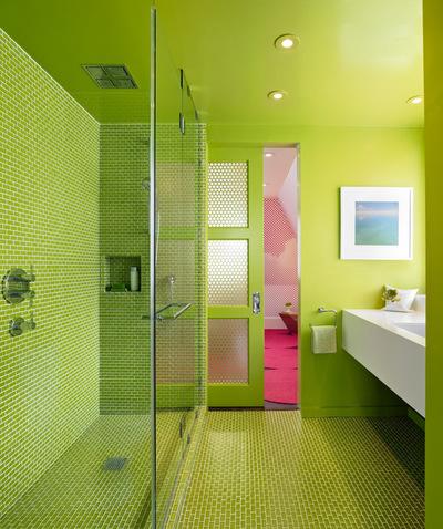 Bathroom Colour Guide