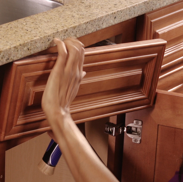 Replace Cabinet Hardware