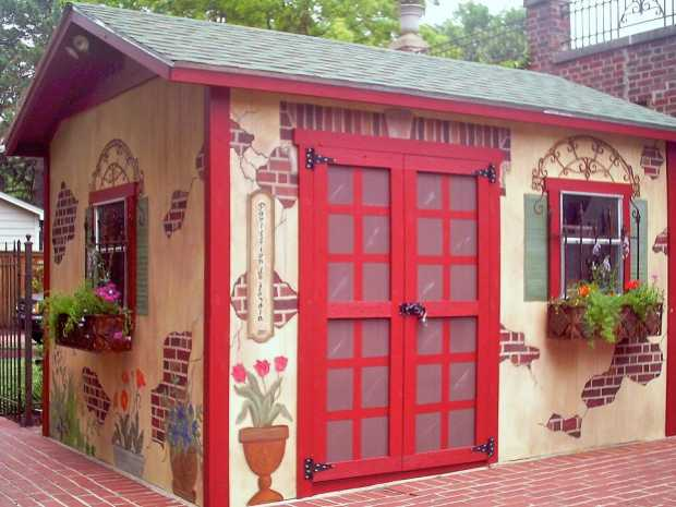 Creative Exterior Painting Ideas
