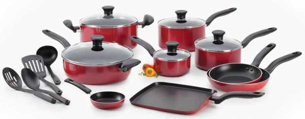 Energy Efficient Induction Cookware