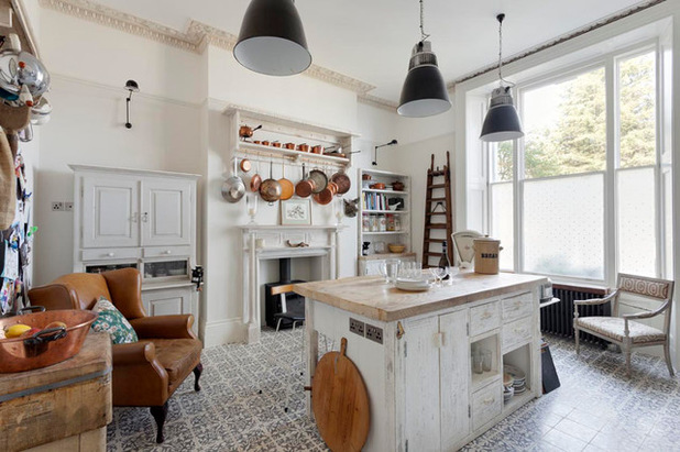 Give Your Kitchen A Charm