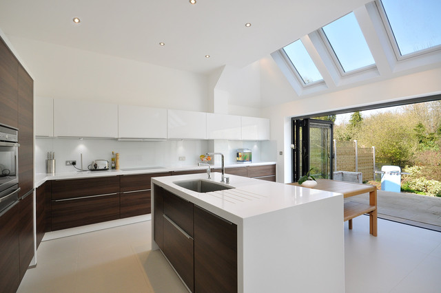 6 Most Amazing Skylight Ideas To Make Your Kitchen Look