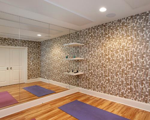 Yoga Corner Decor