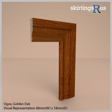 Hardwood Skirting Board