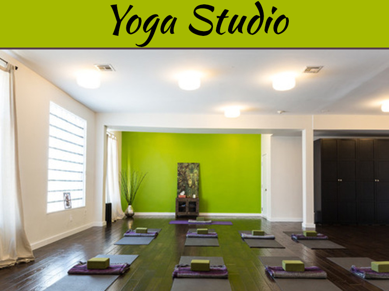 How To Turn Your Garage Space Into A Personal Yoga Studio