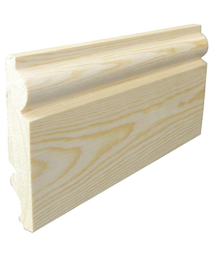 Softwood Skirting Board