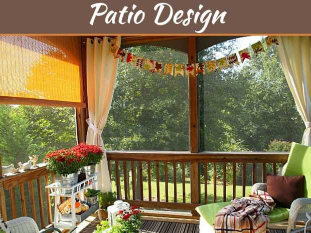 7 Tips For Turning Your Decking Into An Enclosed Patio Space
