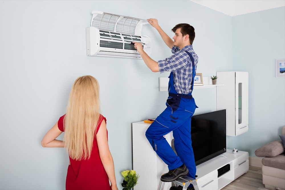 Image result for air conditioning installation services