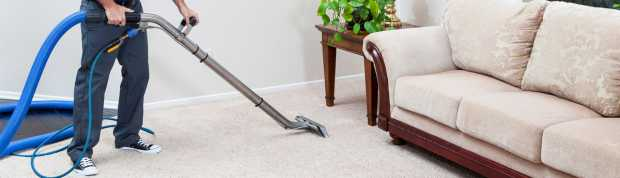Vacuum Your Carpet