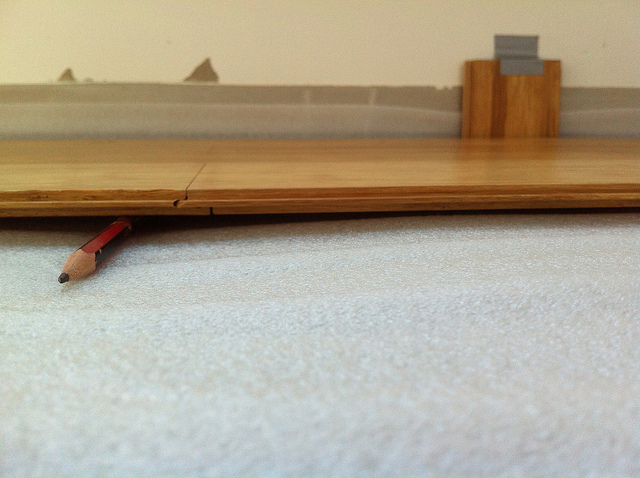 Affordable Bamboo Flooring