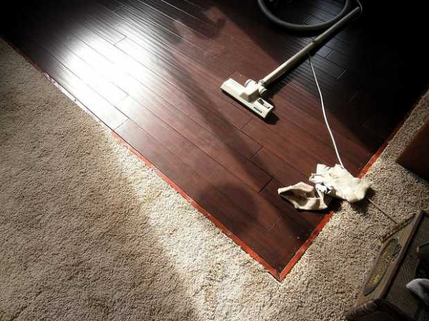 Easy To Maintain Bamboo Flooring