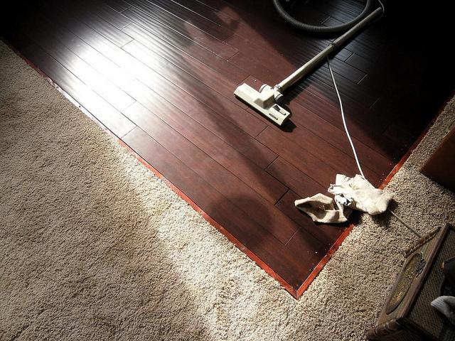 Easy To Maintain Bamboo Flooring