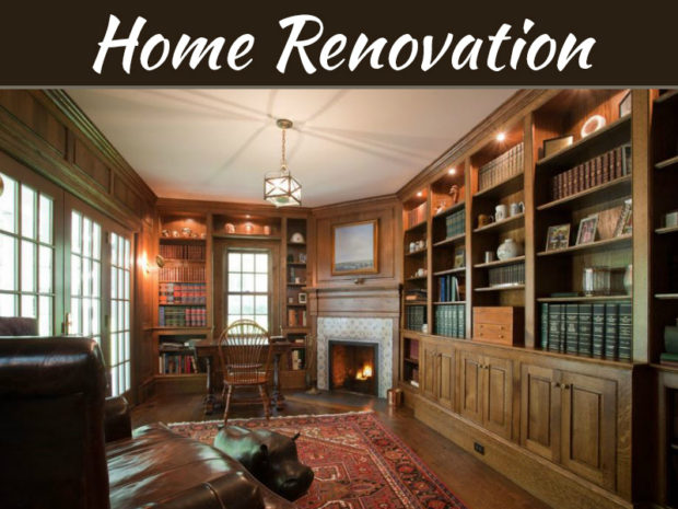 Home Reno: 5 Ways To Bring A Classical Feel Into Your Home