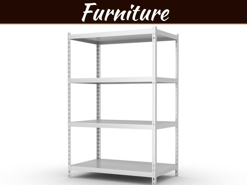 Know About The Benefits Of Shelves Made Of Steel For Your Home