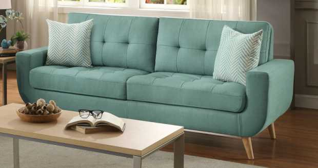 Polyester Sofa