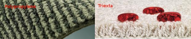 Polypropylene VS Triexta