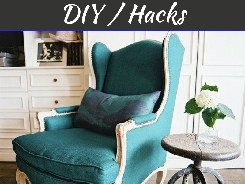 The Simplest Solution - 6 Easy Upholstery Tips For The Upcycling Novice