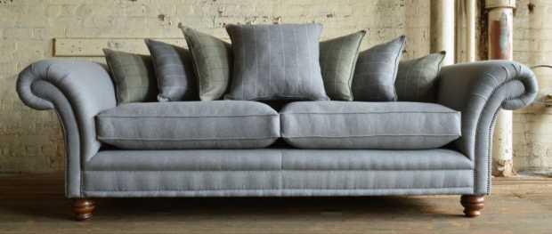 Wool Sofa