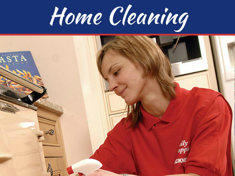 5 Time Saving Tips For Home Cleaning