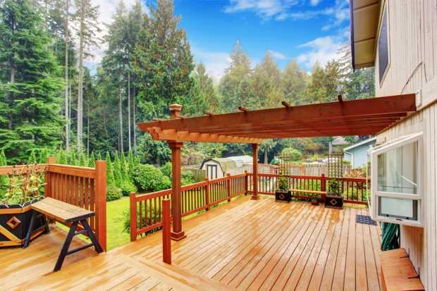 Deck Design For Home