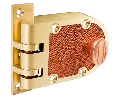 Jimmy Proof Deadbolt