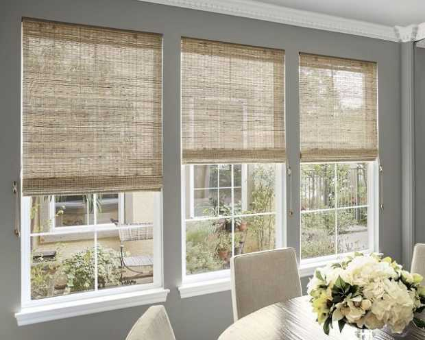 Energy Efficient Outdoor Blind