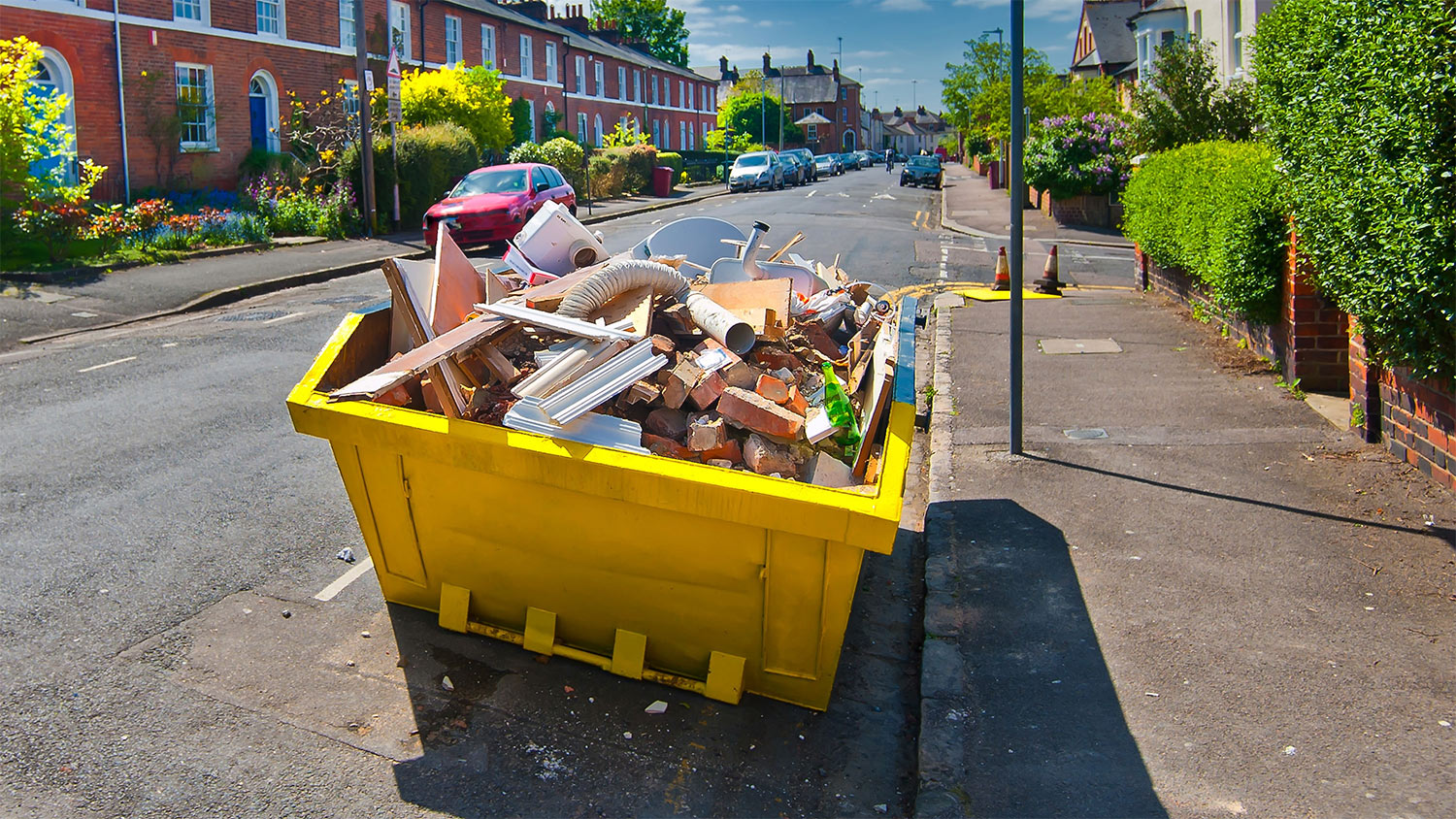 Affordable Skip Bin
