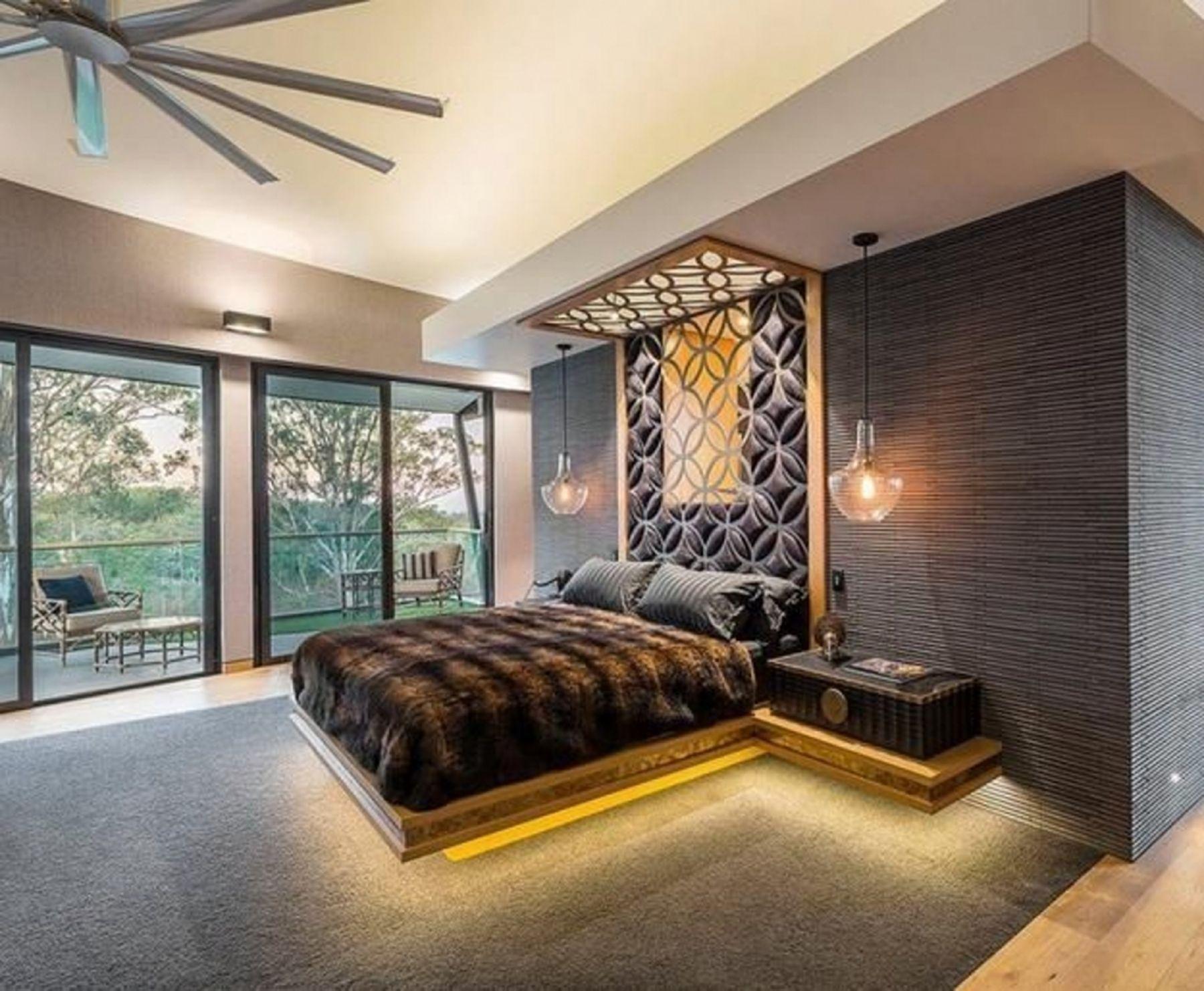 Modern Decor 2017 Part - 27: Bedroom Lighting