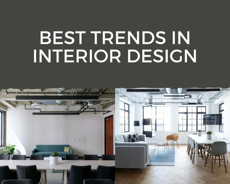 Best Trends In Interior Design