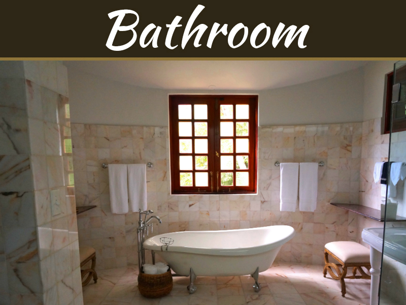 3 Easy Steps To Dress Up Your Bathroom