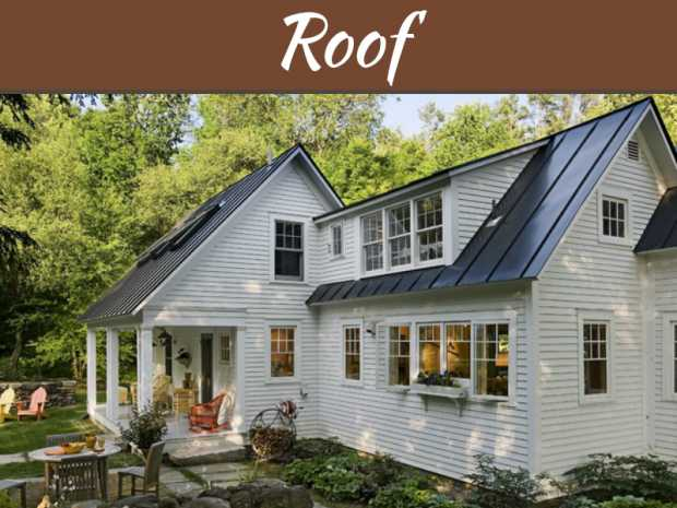 4 Decorative Roofing Solutions For A Vibrant Home