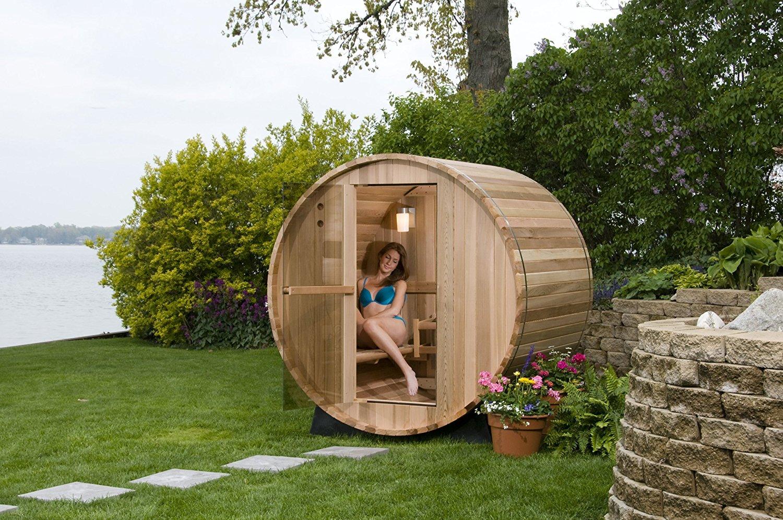 Sauna Für Garten : outdoor saunas if if can 39 t fit inside your house there 39 s still your backyard my decorative ~ Watch28wear.com Haus und Dekorationen