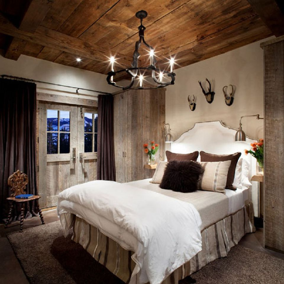 Modern Rustic Bedroom Ideas