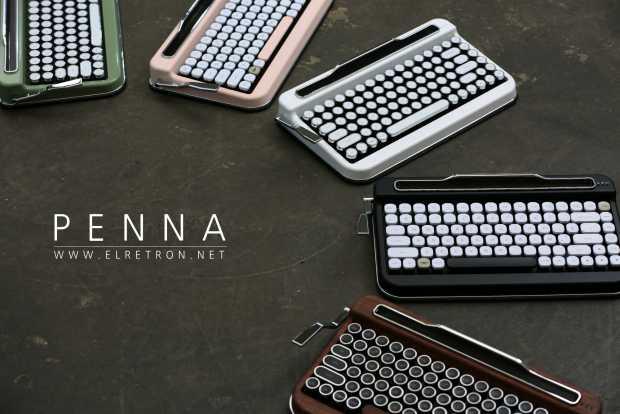 Colorful Wireless Keyboards