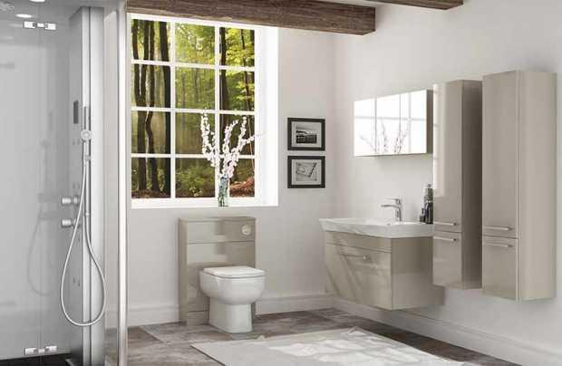 Professional Bathroom Building