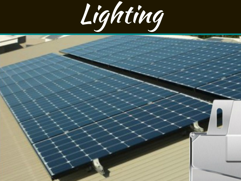Know about lighting to set right mood part 1 my decorative Benefits of going solar