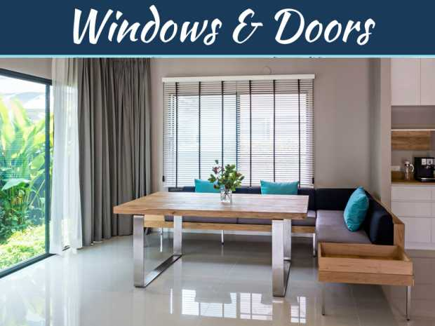 How Custom Plantation Shutters Adds Ambience and Value to Your House