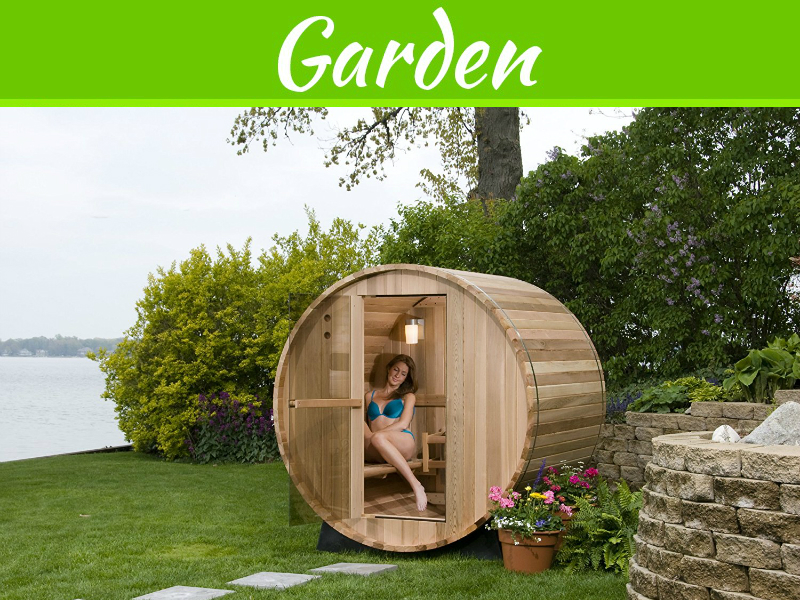 Outdoor Saunas - If If Can't Fit Inside Your House, There's Still Your Backyard