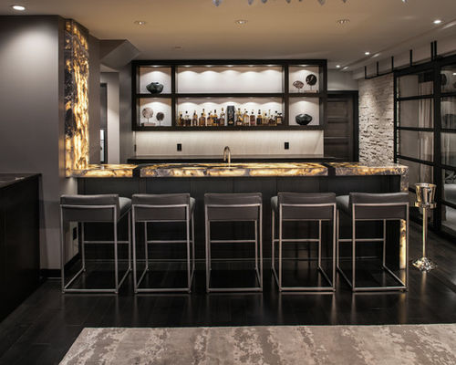 Best Home Bar Designs For The Mixologist Host  My Decorative