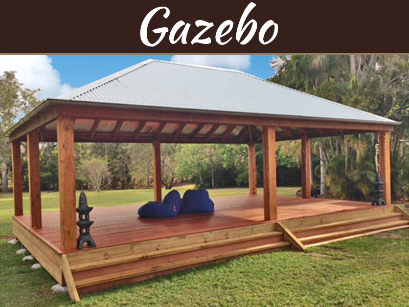 Why You Need A Gazebo In Your Backyard