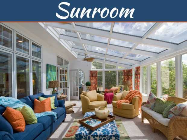 4 Tips To Building A Sunroom Onto Your Home