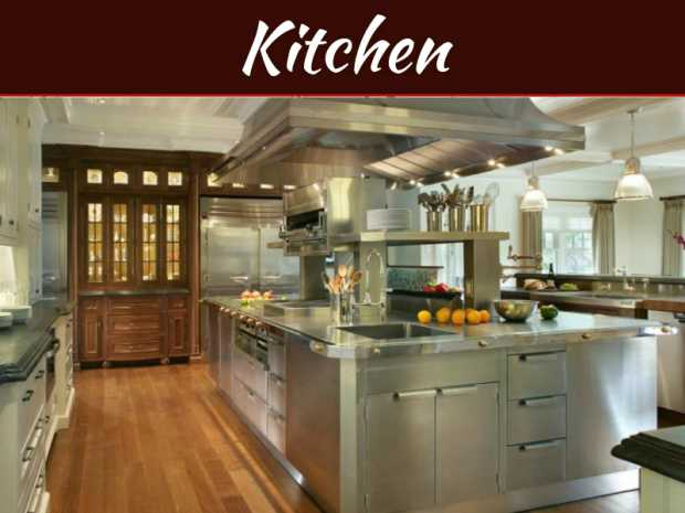 5 Reasons Why Custom Stainless Steel Fabrication is Right For Your Kitchen